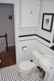 Surprising White Subway Tile Bathroom Remodel Images Gray Floor