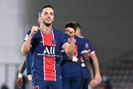 Video: Sarabia Caps Off Man of the Match Type Performance With Goal Against  Nimes - PSG Talk
