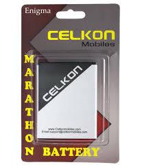 Enigma A107 2200 Mah Battery For Celkon ...
