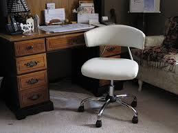 white wooden swivel desk chair beautiful chairs archives the home redesign