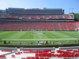 Samford Stadium Seating Chart Sanford Stadium Tickets Georgia Bulldogs Home Games