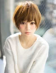 愛され小顔ショートmo 229 ヘアカタログ髪型ヘアスタイル