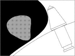 Реферат Оптимизация параметров исполнительного органа  Разрушение резцом горной массы