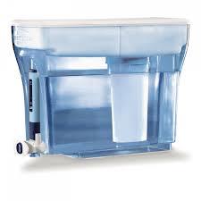 Water Filtration Dispenser Zerowater Zd 018 23 Cup Dispenser Water Filter