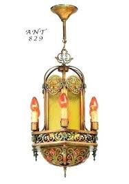 arts and crafts chandelier antique chandelier candle type ceiling light fixture ant antique arts and crafts arts and crafts chandelier