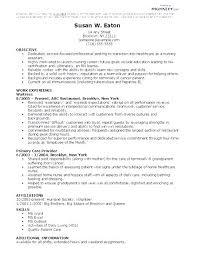 Nursing Resume Template Free Resume Template Free Resume Template ...