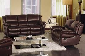 Leather Reclining Living Room Sets Home Design Ideas