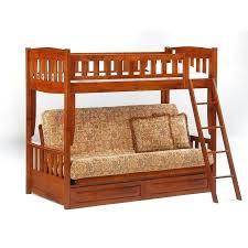 Twin Futon Frame Single Chair Bed Sleeper