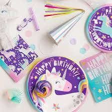 <b>Unicorn Party</b> Supplies - Walmart.com