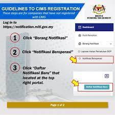 Cara mohon surat kebenaran rentas negeri agar mudah lulus kini kes positif wabak covid 19 di malaysia sudah mencapai 4 angka dalam sehari. Cims Miti Cara Permohonan Beroperasi Syarikat Dalam Tempoh Pkp