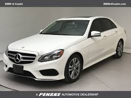 2015 Used Mercedes-Benz E-Class 4dr Sedan E 350 Luxury RWD at BMW ...