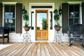 replace glass panels in front door glass panel front door country front door with single exterior