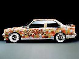 BMW Art Car 07 | Michael Jagamara Nelson | Australia | 1989 BMW M3 ...
