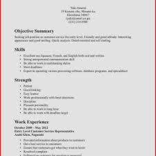 Resume Objective Examples Entry Level Customer Service Resume Examples Customer Service Fresh Entry Level Customer Service 21