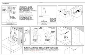broan range hood wiring diagram solidfonts page 7 of broan ventilation hood qp330ss user guide