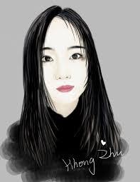 ArtStation - Self-portrait, Yihong Zhu