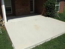 plain concrete patio. Unique Concrete Concrete Patios Plain Paving Slabs Design In Patio