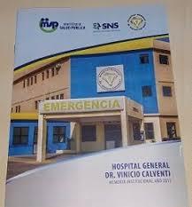 Resultado de imagen para fachada hospital vinicio calventi