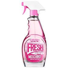 Moschino Pink <b>Fresh</b> Couture Eau de Toilette <b>Spray</b> | <b>Спреи</b>, Духи ...