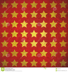 Fancy Background Design Fancy Shiny Gold Stars On Textured Red Background Design Stock