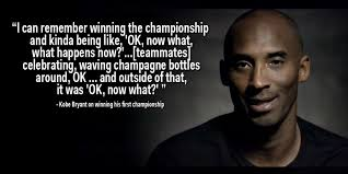 The 40 Most Inspirational Quotes And Moments From Kobe Bryant's Auto Interesting Kobe Bryant Quotes