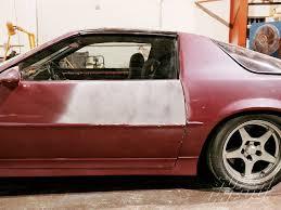 Custom car door handles Aftermarket Sucp090401z 1988chevycamaro Doorhandleshavingguide Super Chevy Door Handle Shaving Guide 88 Camaro Irocz Custom Bodywork