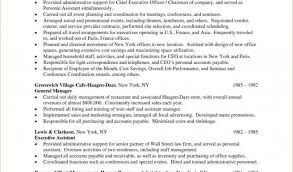 Medical Assistant Resume Samples Free With Executive Assistant To
