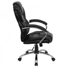 tufted leather executive office chair. Tufted Leather Executive Office Chair