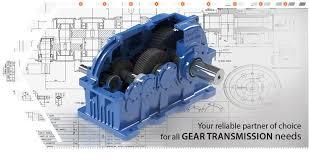 Speed Reduction Gearbox Design Shanthi Gears