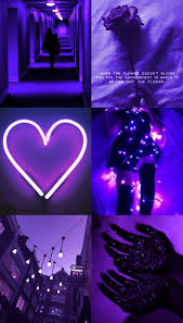 Purple Wallpaper Aesthetic posted by ...