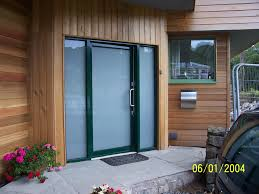 pictures of kawneer aluminium doors