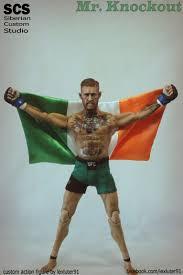 Conor Mcgregor сумашедший ирландец своими руками