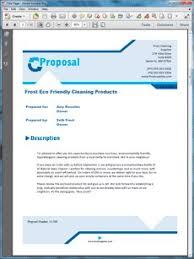 9 Best Sample Product Sales Proposals Images Business Proposal