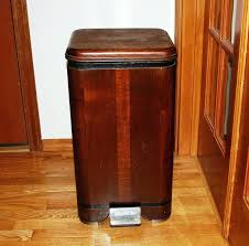 kitchen trash can image of kitchen trash can with lid 13 gallon slim kitchen trash can