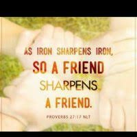 Image result for as iron sharpens iron