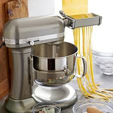 kitchenaid pasta maker. kitchenaid pasta roller recipe high gloss grey mixer silver maker m