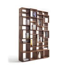 riva  freedom project  bookshelf in walnut