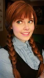 I Anna Red Hair Zrzavé Vlasy Dívky A Zrzky