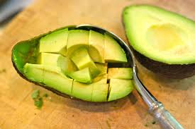 Image result for avocado slices