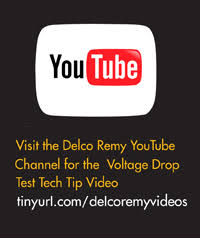 tech tip checking voltage drops Delco Remy Alternator Wiring Diagram For 31si