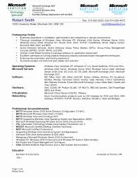 Ccna Resume Sample Pdf Awesome Ccna 1 Year Experience Resume Resume