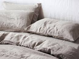 natural linen duvet cover hotel collection king ultra luxurious pure french quilt