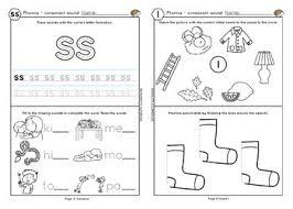 Phonics reading sentences worksheet pack for an en in og un word family. Phonics F Ff L Ll Ss Worksheets By Koodlesch Teachers Pay Teachers