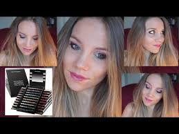 sephora makeup academy palette. sephora graphic doll tutorial - makeup academy palette