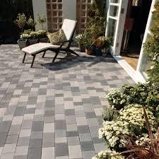 block paving lighting. dark grey stonemaster mixed size block paving pack of 400 1020 m departments diy at bu0026q lighting