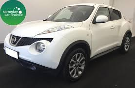 nissan juke 2013 white. Plain 2013 20176 PER MONTH WHITE 2013 NISSAN JUKE 15 DCI TEKNA 5 DOOR DIESEL MANUAL Intended Nissan Juke White