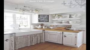 Shabby Chic Kitchen Design 40 Best Shabby Chic Kitchen Design Ideas Youtube