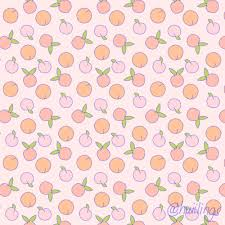 cute background patterns tumblr aztec. Fine Tumblr 2 Peachy Peaches Pattern With Cute Background Patterns Tumblr Aztec