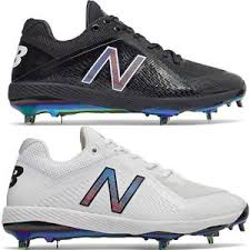 new balance metal baseball cleats. image is loading new-balance-4040v4-asg-sunset-pack-metal-low- new balance metal baseball cleats a