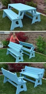 Diy Outdoor Projects 25 Best Diy Outdoor Furniture Ideas On Pinterest Outdoor